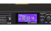 Tascam SS-CDR200 Solid State/CD Stereo Audio Recorder